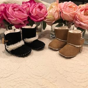 Other - Baby moccasins 6-12 months